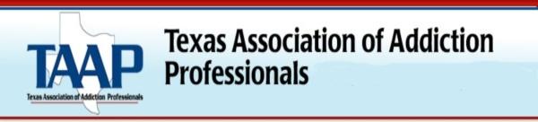 Texas Association of Addiction Professionals Logo
